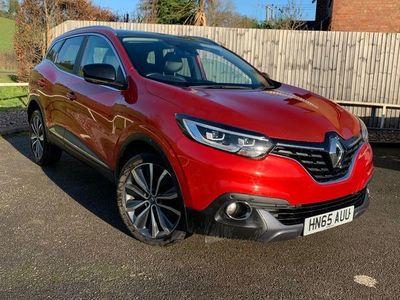 used Renault Kadjar 1.6 dCi Signature Nav 4WD (s/s) 5dr