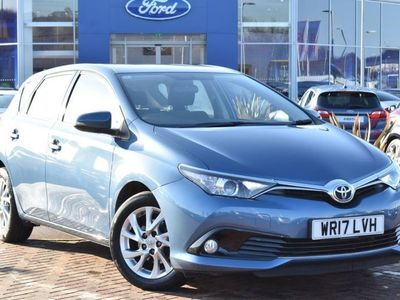 used Toyota Auris 1.2T Business Edition 5dr Hatchback 2017