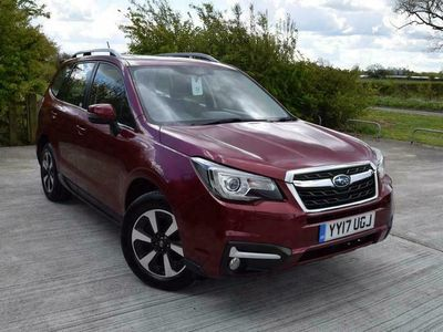 used Subaru Forester 2.0D XC Premium 5dr Lineartronic