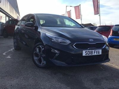 used Kia cee'd 1.4 T-GDi FIRST EDITION 5dr