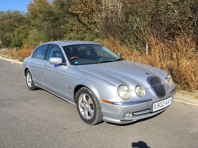 used Jaguar S-Type 3.0 V6 SE 4dr Auto