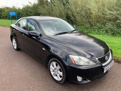 used Lexus IS220d 2.2 TD 4dr