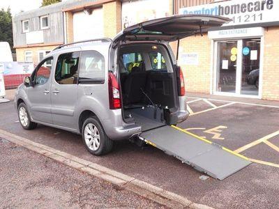 used Citroën Berlingo Multispace BLUEHDI PLATINUM 5-Door 1.6 5dr