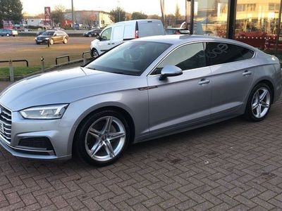used Audi A5 2.0 TDI Quattro S Line S Tronic [Tech Pack] 5dr