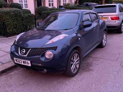 used Nissan Juke 1.6 16v Acenta Premium 5dr