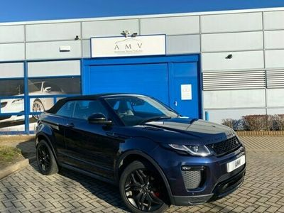 used Land Rover Range Rover evoque TD4 HSE DYNAMIC, Great Spec, Great Colour 2.0 2dr