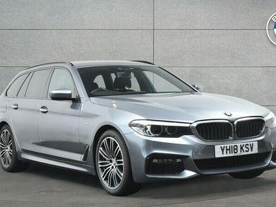used BMW 540 i xDrive M Sport Touring