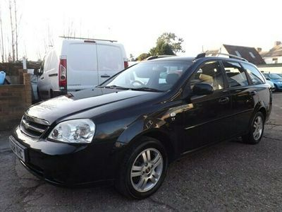 used Chevrolet Lacetti Station Wagon 1.6 SX 5d