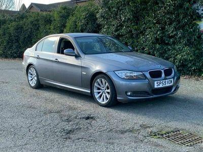 used BMW 318 3 Series 2.0 d SE 4dr