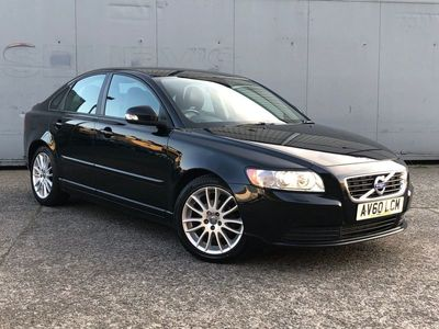 used Volvo S40 1.6 TD DRIVe SE Lux (s/s) 4dr
