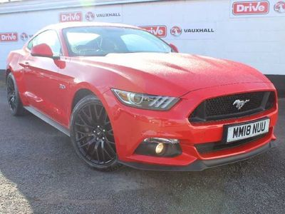 used Ford Mustang GT 5.0 V8 2dr Auto Coupe Automatic