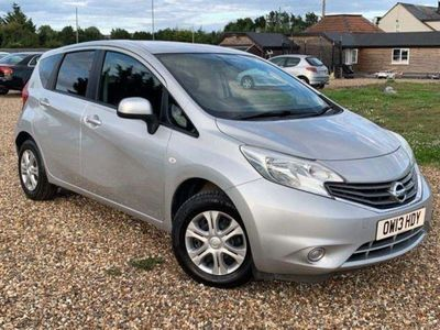 used Nissan Note 1.2 FULL AUTOMATIC 5 DOOR HATCHBACK