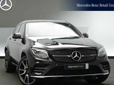 used Mercedes GLC43 AMG GLC Coupe4Matic Premium Plus 5dr 9G-Tronic