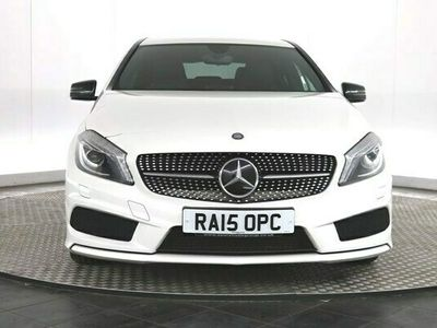 used Mercedes A180 A Class 1.5CDI Night Edition 5dr (E6)