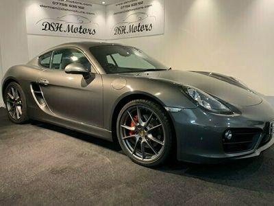 used Porsche Cayman 3.4 981 S PDK 2dr