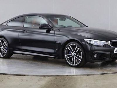 used BMW 435 4 SERIES 3.0 D XDRIVE M SPORT 2d 309 BHP