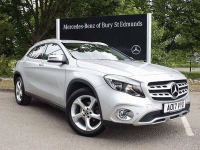 used Mercedes GLA200 GLASport Executive 5Dr Auto