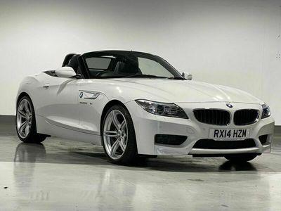 used BMW Z4 28i sDrive M Sport 2dr 2.0