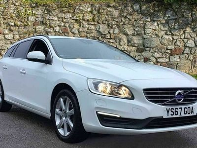 used Volvo V60 T4 SE Nav Manual ( WINTER PACK AND MORE)