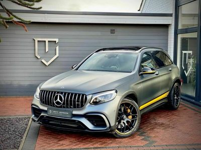 used Mercedes GLC63 AMG Glc Class 4.0V8 BiTurbo AMG S Edition 1 SpdS MCT 4MATIC+ (s/s) 5dr