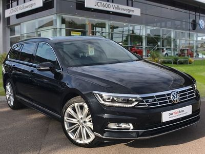 used VW Passat estate