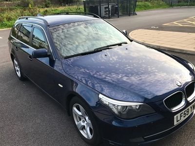 used BMW 520 5-Series Touring d SE Business Edition (177bhp) 5d
