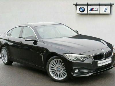 used BMW 420 4 Series d [190] xDrive Luxury 5dr Auto [Prof Media]