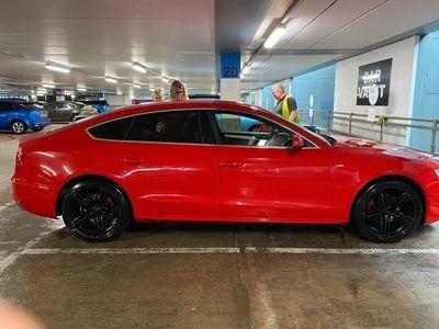 used Audi A5 Sportback 2.0 TDI S line quattro 5dr