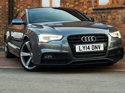 used Audi A5 Sportback 2.0 TDI Black Edition Multitronic 5dr