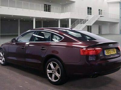 used Audi A5 Sportback 2.0 TDI (177bhp) SE Technik (5 Seat) 5d