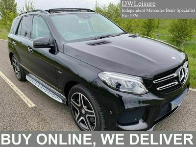 used Mercedes GLE450 AMG Gle Class 3.0V6 AMG (Premium) G-Tronic 4MATIC (s/s) 5dr