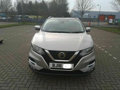 used Nissan Qashqai 1.2 DIG-T N-Connecta (s/s) 5dr