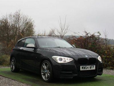 used BMW M135 1 SERIES 3.0 I 3d 316 BHP PRO SAT NAV HEATED BLACK LEATHER
