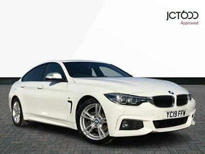 used BMW 420 Gran Coupé 4 Series i M Sport 5dr [Professional Media]