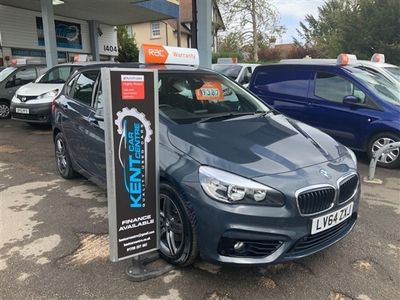 used BMW 218 2 Series d Sport 5dr