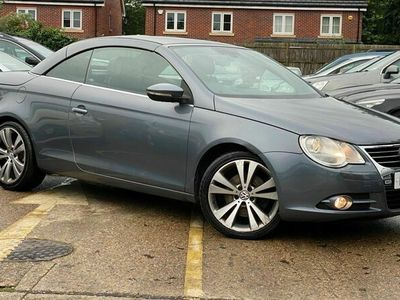 used VW Eos Coupe Cabriolet 2.0 Sport TDI CR 2d