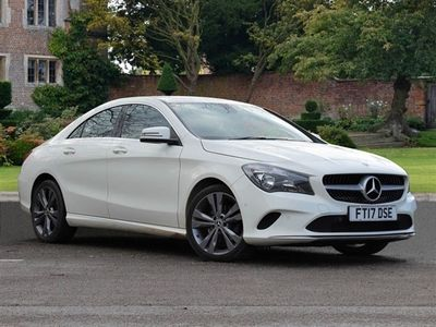 used Mercedes CLA200 CLA Diesel CoupeSport 4dr