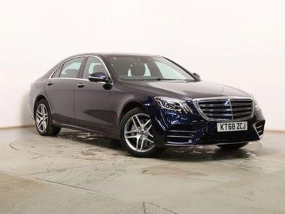 used Mercedes S350 S-ClassL AMG Line Premium Plus 4dr 9G-Tronic