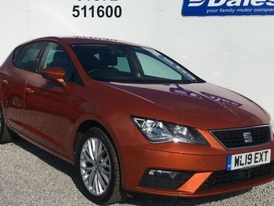 used Seat Leon Hatchback SE Dynamic 1.0 TSI 115PS (07/2018 on) 5d