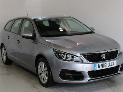 used Peugeot 308 SW 2.0 BlueHDi GT EAT (s/s) 5dr