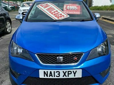 used Seat Ibiza FR 1.2 TSI FR Sport Coupe 3d