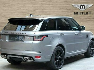 used Land Rover Range Rover Sport SVR S/C 5.0 5dr