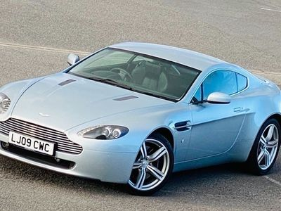 used Aston Martin Vantage Coupe Sportshift (420bhp) Coupe 2d