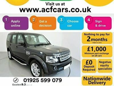 used Land Rover Discovery 4 3.0 SD V6 HSE