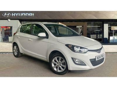 used Hyundai i20 1.2 Active 5dr