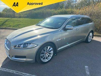 used Jaguar XF Sportbrake 3.0d V6 Premium Luxury 5d Auto