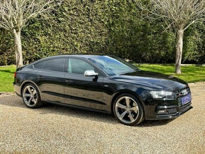 used Audi S5 Sportback 3.0 TFSI Black Edition S Tronic quattro 5dr