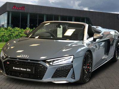 used Audi R8 Coupé