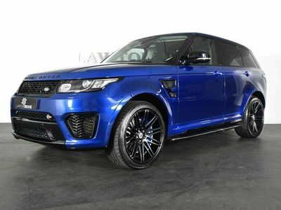 used Land Rover Range Rover Sport 5.0 V8 SVR (s/s) 5dr