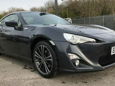 used Toyota GT86 2.0 D-4S 2dr Auto [Nav]